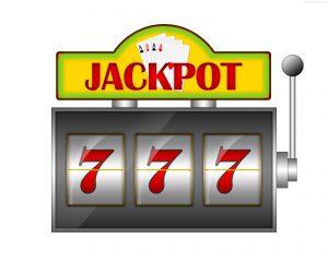 jacpot in slot machine