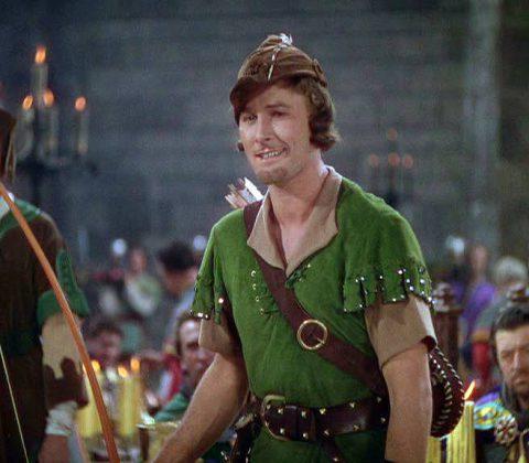 เรื่อง 'The Adventures of Robin Hood' (1938)